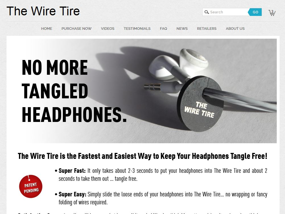 The Wire Tire