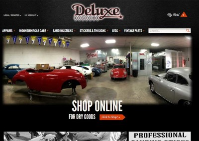 Deluxe Customs Online Shop